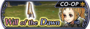Krile Event banner GL from DFFOO