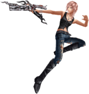 Lightning DLC EX Mode