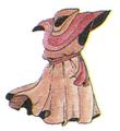 Mage Robe FFIII Art