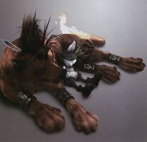 Red XIII 2007 version