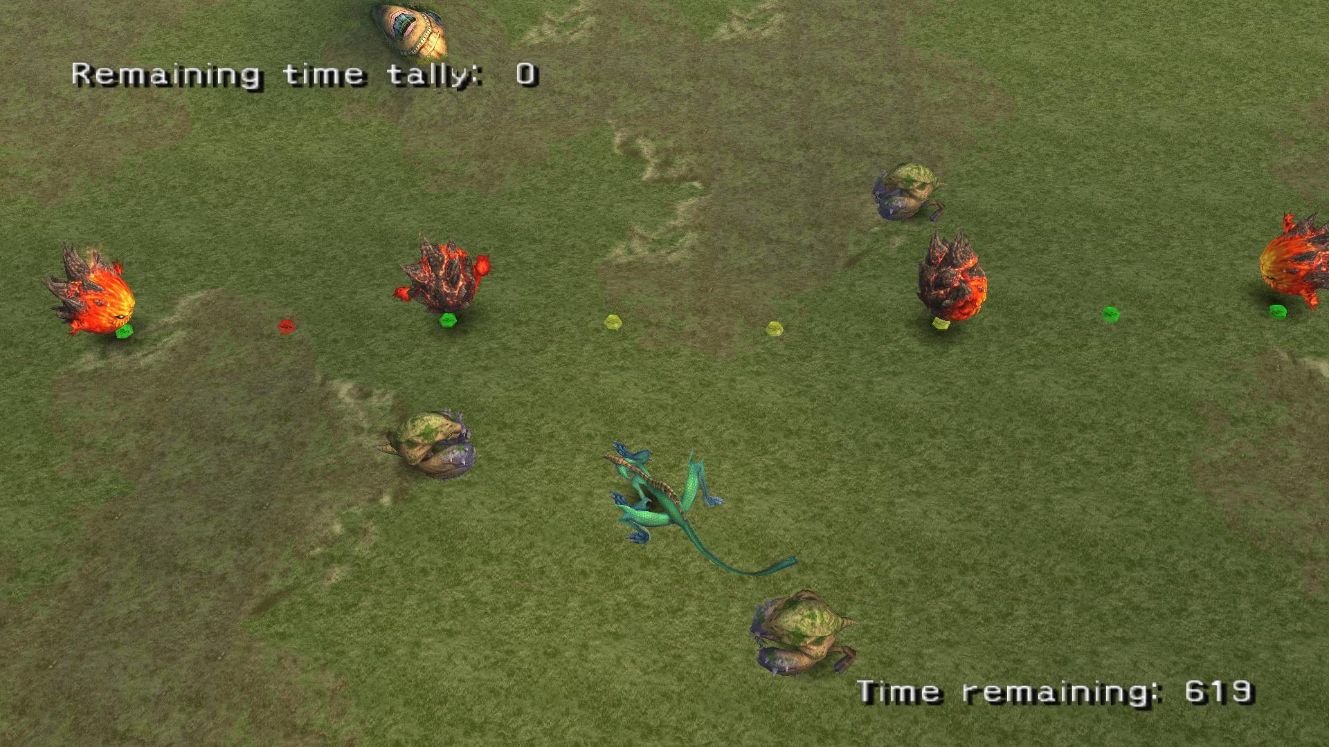 Reptile Run