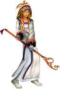 Rikku the White Mage