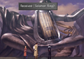 Solomons Ring at Tears Point from FFVIII Remastered