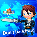 TFFAC Song Icon FFVIII- Don't Be Afraid (JP)