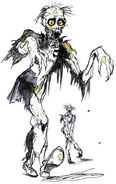 Amano Zombie FFII