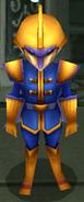 Baron guard NPC render ffiv ios