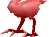 Red chocobo