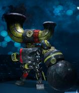 Chromogger from FFVII Remake Enemy Intel