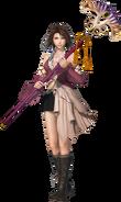 DFFNT Yuna Costume 03-C