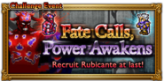 FFRK Fate Calls, Power Awakens Event