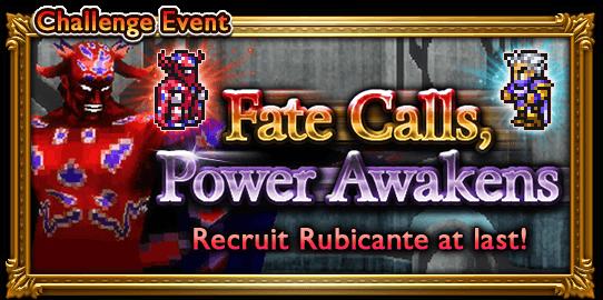 Fate Calls, Power Awakens