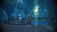 FFXIII-2 Bresha Ruins 005AF - Echoes of the Past (Underground)