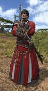 FFXIV Aldis samurai