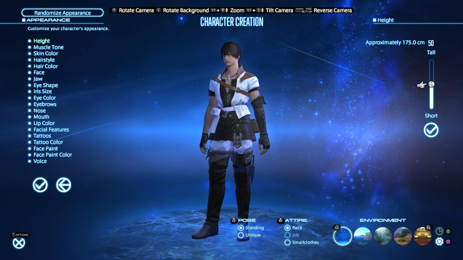 Character Creation Final Fantasy Wiki Fandom