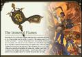 Immortal Flames Banner + Art