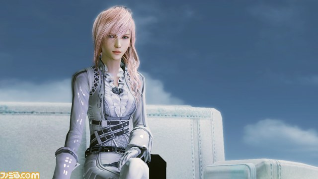 Final Fantasy XIII: Reminiscence -tracer of memories-
