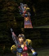 Yuna Alchemist Victory Pose