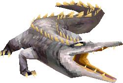 Alligator (Final Fantasy IV 3D)