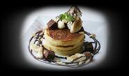Artnia chocolate pancake