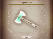 Bravely Default Mythril Axe