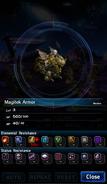 FFBE Magitek Armor Analyze 4