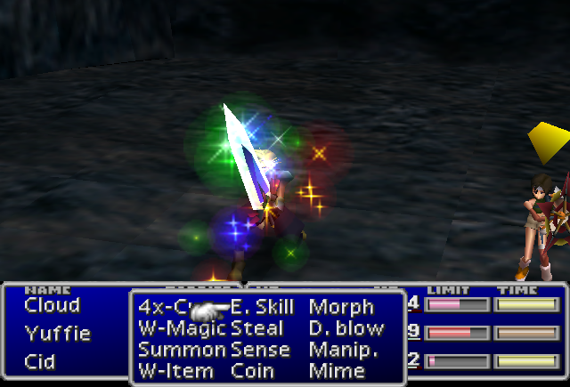 Cure3 (Final Fantasy VII)