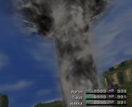 FFX Tornado Failed