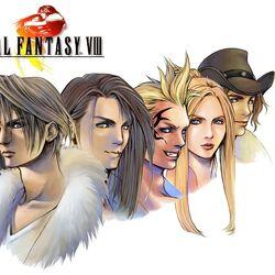 Nhân vật trong Final Fantasy VIII