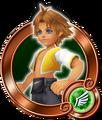 KHUX Tidus 1★ Medal
