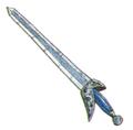 Mythril Sword FFIII Art