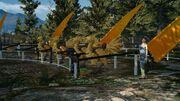 Чокобо на станции ФФ15.jpg