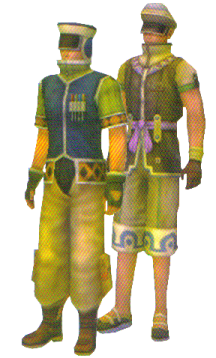Biggs and Wedge (Final Fantasy X)