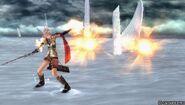 Dissidia Fire (Lightning)