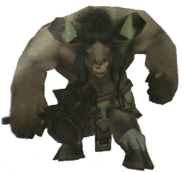 Minotaur (The 4 Heroes of Light)