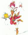 FFBE - Lid - Amano artwork