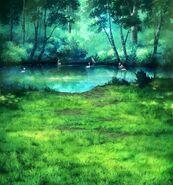 FFBE Emerald Lake BG