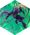FFLII Kain Rank 8 Phantom Stone