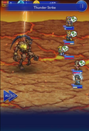 FFRK Thunder Strike