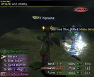 FFX-2 White Highwind