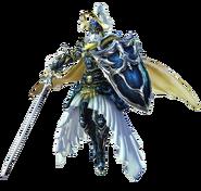 FFXIV ShB Warrior of Light render