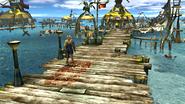 FFX HD Kilika Dock