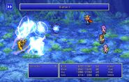 Firion using Silence II from FFII Pixel Remaster
