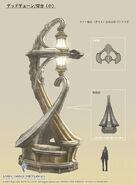 LRFFXIII Dead Dunes Lighthouse Art