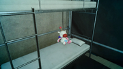 Moogle plushie in Kingsglaive Base from FFXVRE