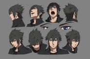Noctis-Expressions-Brotherhood-Art-FFXV