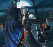 DFF2015 Sephiroth 2nd Victory