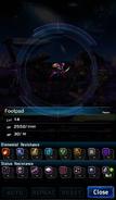 FFBE Footpad Analyze