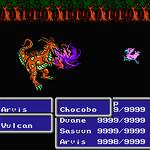 FFIII NES Chocobo Kick.png