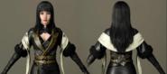 Gentiana-FFXV-Character-Model-Close
