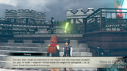 Orderly talks about Aria from FF Type-0